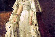1890-11-23 / 1948-09-04 (NL) Queen gemaal, Wilhelmina Helena Pauline Maria / koningshuis Nederland