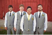Stylin' Grooms / by Rustic Wedding