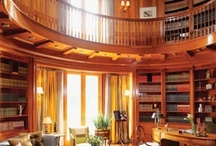 Home library ideas... / by Joshua Seabolt