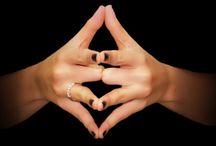 Aliança na mão