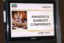 Amadeus & Marriott Hotel Promotion / Event Was held in Gurgaon on 07th August, 2013 to showcase Amadeus hotel solutions.