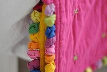 Fabric and Fabric Creations / by Cori Abbott