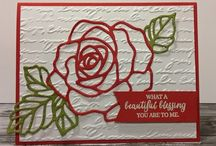 SU Rose Garden Thinlits