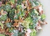 Yummy Salads / by Shelley Bulloch