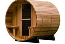 Saunas / How much would you enjoy a Sauna whenever you felt like it. Well now you can when you own your own Outdoor Sauna Kit.