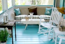 Coastel Porches Ideas