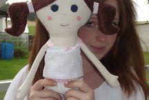 Das Puppenleben von little Sally / Hier seht ihr was unser neues Püppchen so alles erlebt