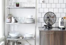 Keittiö/ruokailuhuone