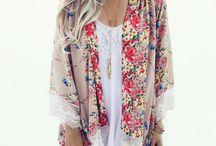 Outfit Made Kimonos
