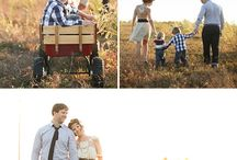 Family pic ideas / by Kimberly Gallego
