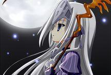 Anime stuff / yeah... fukin' anime.