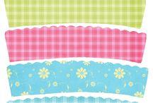 Cupcake Liners#Printable#tutorial#Idea