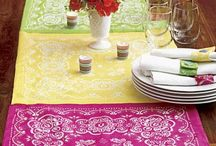 Table Setting Ideas / by Janet Clayton