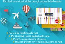 #InViaggioConFineco / Porta Fineco in vacanza con te.