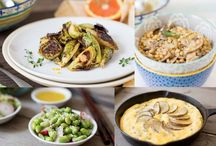 Vegetarian Dishes  (Bunny's Warm Oven) / If you are a blogger and would like to pin to this board send me a request at...malonebunny@gmail.com
