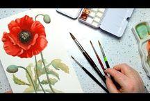 videa malovanie