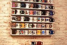 Mug wall