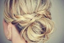 Long Hair Styling / Getting married? Have a formal occasion? We have left some of our favorites here for you.