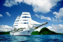 Sea Cloud Cruises / Deux magnifiques voiliers de luxe pour vivre la croisière différemment