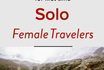 Solo Female Travel! / Solo female travel is one of my PASSIONS!!!  This board includes some of my favorite destinations for female travel, from my own blog as well as some of my other favorite female travel bloggers.  Find tips, tricks, advice, & wisdom about ALL things solo female travel here!