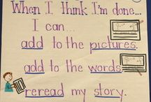 Teaching - Anchor Charts / by Amanda McInnis