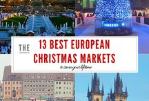 Travel {christmas markets}
