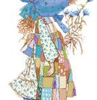 Holly Hobbie / Denise Holly loved drawing. To pay for her studies