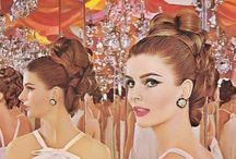pretty ladies / by Anna Stanphill