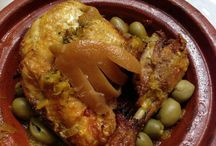 Middle Eastern and Tagines