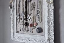 biżuteria przechowywanie