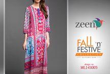 Zeen Fall 'n' Festive Collections