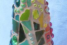 mosaic bottles inspiration