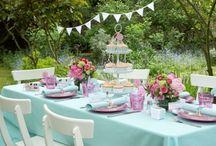 Botez garden party