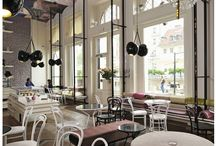 Cafe interiors&design