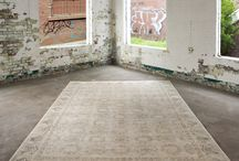 Noblesse Collection / These are handknotted rugs that we import ourselves from India. It is 100% wool and sheared low for an antique look.