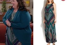 Mike & Molly Style & Clothes by WornOnTV / Fashion from Mike & Molly on CBS