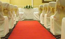 Balloons & Chair Covers / Telford Wedding Exhibition January 30th - Feb 2nd 2014 Located in the Telford Shopping Centre.