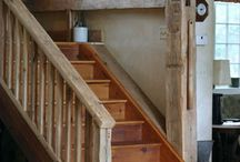Rustic Wooden Interiors / Rustic Wooden Interiors