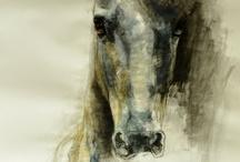 _-Horse art-_ / Art / by Tegan Huska