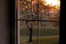 Dveře, okna a klepátka