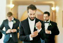 Wedding // Grooms