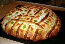 sladký chleba
