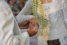 Cincin Pernikahan / Kebaya