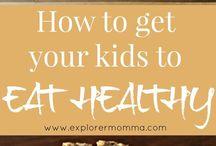 Family Healthy Food Habbits