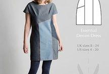 šaty- dospělí