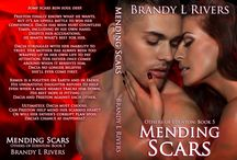 Mending Scars / Preston and Dacia's book board