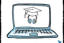 FORMACIÓN & NUEVAS TECNOLOGÍAS / Imágenes, mapas mentales, infografías, póster interactivos... conformarán éste tablero que pretende mantenernos actualizados como docentes 2.0