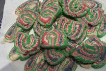 cookies of many colors