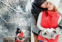Зимний фотопроект