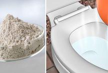 rimedi pizze wc lavabo